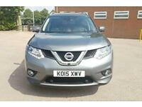 2015 15 Nissan X-Trail 1.6dCi 4X4 ( 7 Seat ) n-tec 5 DOOR DIESEL MANUAL