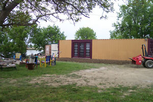 Cottage made from a 40 foot container Windsor Region Ontario image 4