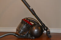 dyson dc37 canister vacuum