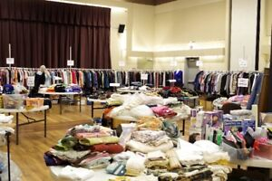 Accepting Donations Now for Huge Community Garage Sale