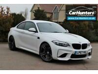 2018 BMW M2 3.0 M2 2d 365 BHP Coupe Petrol Semi Automatic