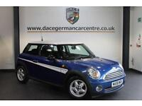 2008 58 MINI HATCH ONE 1.4 ONE 3DR PEPPER PACK 94 BHP