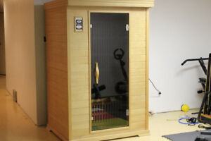 Change your life with a Proline 2 infrared sauna. New!