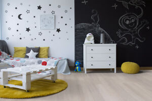 Exclusively Designed Fusion Cork Flooring Silence,