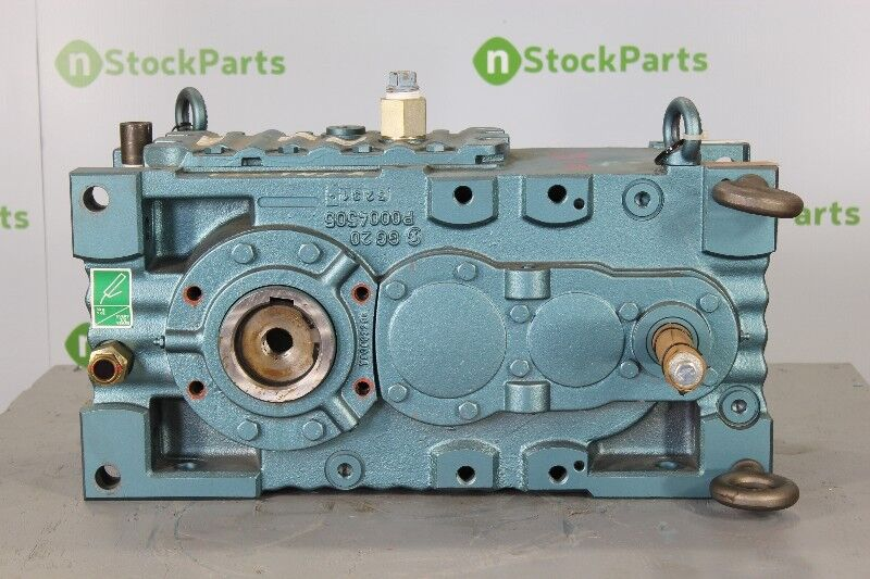 Sew-eurodrive Mc3plht02 107.93:1 Nsnb - Parallel Shaft Gear Reducer 107.93 Ratio