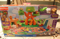 Fisher Price Little People A-Z learning zoo