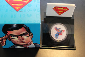 $15 Silver Superman Coin SOLD OUT AT MINT $80 London Ontario image 1