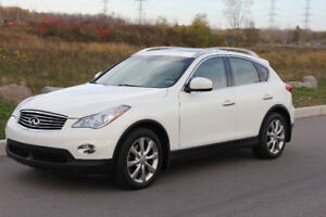 Infiniti EX35 JOURNEY AWD TOIT CUIR BLUETOOTH MAGS