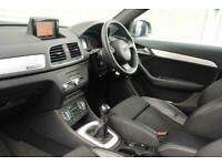 2012 Audi Q3 DIESEL ESTATE 2.0 TDI Quattro S Line 5dr SUV Diesel Manual