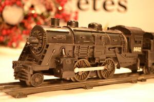 Train Lionel vintage no 8602 avec son de vapeur