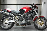 Collector's Carl Fogarty S4 Ducati - Rare Opportunity