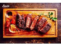 Grill chef required for Burger and Steak house