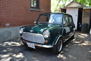 1977 Austin Mini. Fuel Injected Runs & Drives Perfectly!