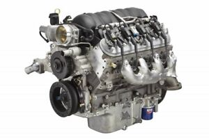 NEW GM LS-3 / 525HP Crate Engine For Sale / Still in Crate
