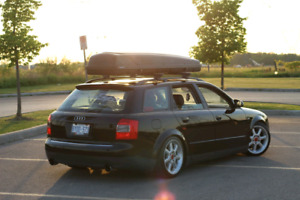 2003 Audi a4 wagon with mods!