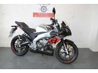 2017 APRILIA TUONO 125 *FINANCE AVAILABLE, LOW MILEAGE *