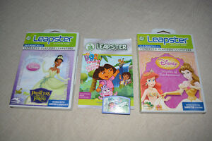 3 Leapster games for $20 Kingston Kingston Area image 1