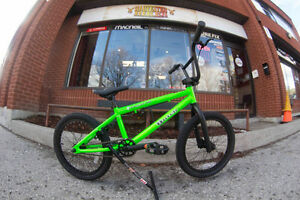 "BRAND NEW 16"" & 18"" BMX Bikes @ Harvester BMX Shop W/ Freebies"