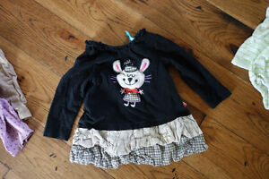 25+ 6-12 month girls clothing + shoes - some really great stuff Cambridge Kitchener Area image 5