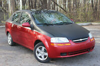 2005 Chevrolet Aveo LT Sedan negotiable urgent!