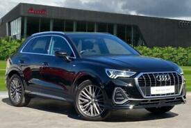 image for 2019 Audi Q3 S line 35 TFSI  150 PS 6-speed Estate Petrol Manual