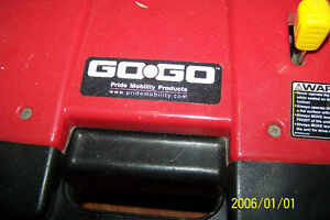 mobility scooter hight quality Windsor Region Ontario image 2