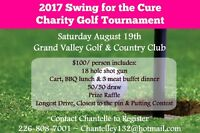 2017 Swing for the Cure Charity Golf Tournament