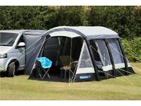 Kampa Travel Pod Maxi Air Motorhome Drive Away Awning (Tall) XL-also fits large Motor homes
