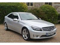 Mercedes-Benz CLC 180 1.8 2010 Kompressor Sport, 87K MILES, 2 OWNER MERC HISTORY