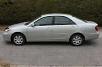 2003 Toyota Camry Berline Particulier