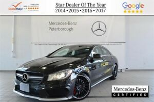 2014 Mercedes-Benz CLA45 AMG 4MATIC Coupe