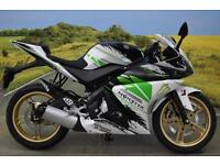 Yamaha YZF-R125 2013**LEARNER LEGAL, RACE REPLICA, 1 OWNER**