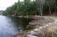 3 PLUS ACRES WATERFRONT ON FRENCH RIVER!