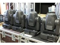 Martin krypton boing heads x4 with flight cases