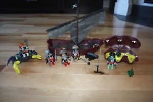 Playmobils Pirates fantômes