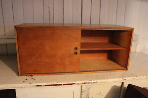 MOVING SALE - Wooden Storage Unit - See other ads