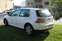 2008 Volkswagen Golf golf city