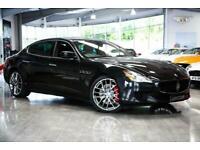 2013 Maserati Quattroporte 3.8 GTS 4dr Auto Saloon Petrol Automatic