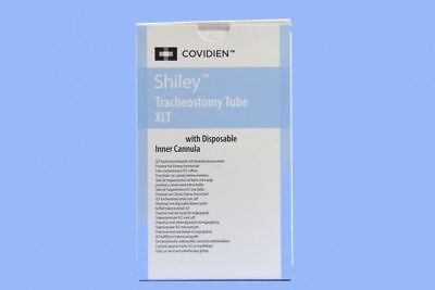 Shiley Xlt Extended-length Disposable Inner Cannula Tracheostomy Tubes 60xltup