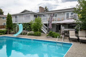 Desirable Family Home with S/W pool, hot tub, Views and MORE!