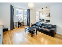 * MODERN SPACIOUS AND SECONDS WALK TO THE STATION * Two Double Bed Flat in Shepherds Bush W12 Zone 2