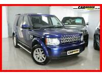 2010 Land Rover Discovery 4 2.7 TDV6 GS AUTO 7 SEATER Estate Diesel Automatic