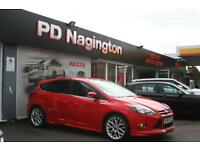 2013 FORD FOCUS 1.0 125 EcoBoost Zetec S + ZERO DEPOSIT FINANCE AVAILABLE