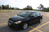2012 Subaru Impreza Very Low Kilometers