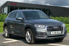 image for 2018 Audi Q5 S line 2.0 TDI quattro 190 PS S tronic Auto Estate Diesel Automatic