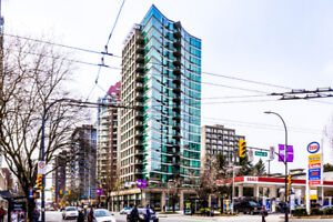 Perfect investment property in the heart of Downtown Vancouver