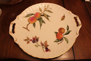 """ARDEN"" Fine China Serving Platter ( made in England )"