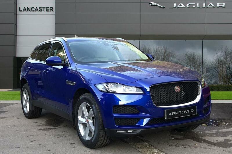 2018 Jaguar F Pace Prestige Diesel Blue Automatic In Sevenoaks Kent Gumtree