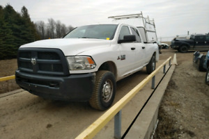 2013 Ram 2500 Diesel 4x4 Crew Cab long box Parting Out ONLY