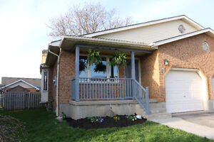 Updated 4 level back-split semi, Stratford Ontario